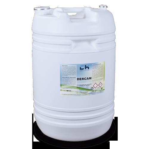 Dercam-Detergente-Carrocerias-Camiones-Toldos-CH-Quimica