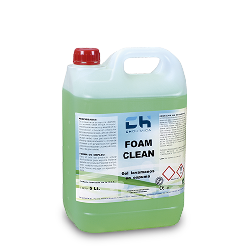 Foam-Clean-Sink-Gel-Dermo-Foam-CH-Quimica