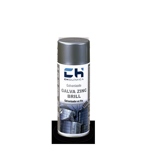 Galva-Zinc-Brill-sp-Galvanizado-Brillante-Frio-Spray-CH-Quimica