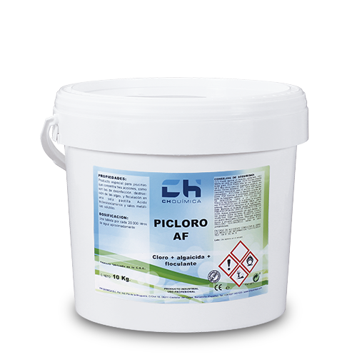 Picloro-AF-Treatment-For-Swimming-Pools-In-Pills-CH-Quimica