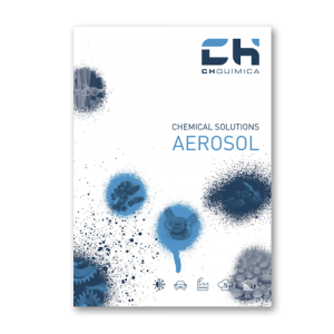 Aerosols catalog CH Quimica english