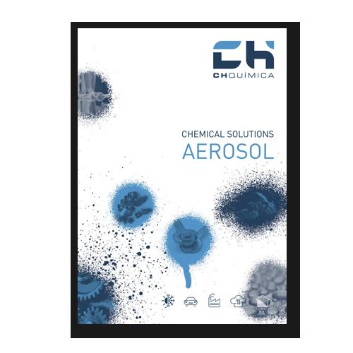 Aerosols catalog CH Quimica english