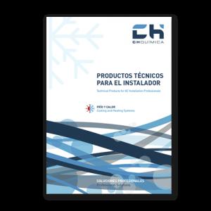Catálogo Aire CH Quimica castellano