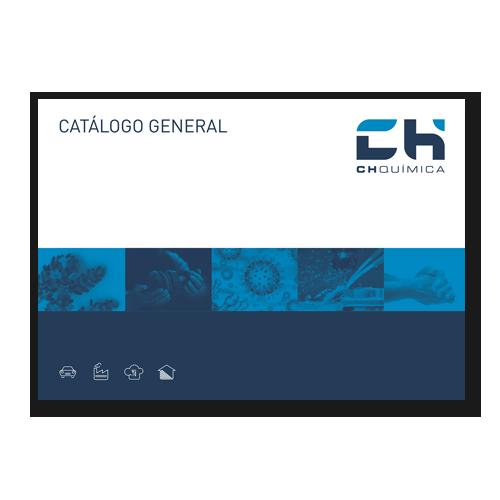 Catálogo general CH Quimica Castellano