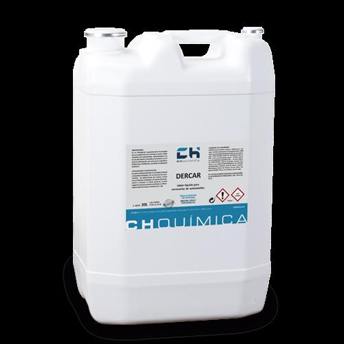 Dercar-Detergente-Carrocerias-Automoviles-CH-Quimica
