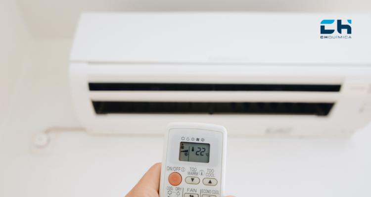 Cómo limpiar las diferentes máquinas de aire acondicionado