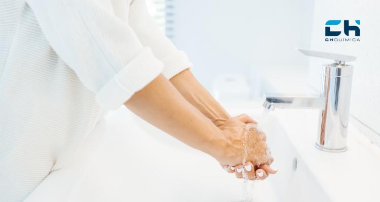 La importancia de lavarse las manos